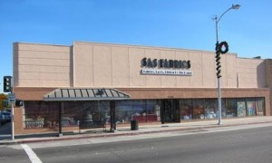 sas-fabrics-storefront-hawthorne-south-bay-california photo
