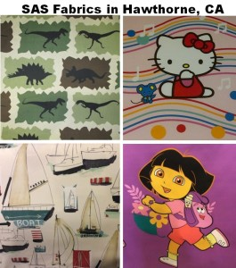 sas-fabric-store-children-prints-dinosaur-dora-hello-kitty-nautical photo