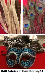 sas-fabric-store-craft-feather-novelty-masks photo