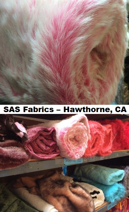 Sas Fabric Store Selection