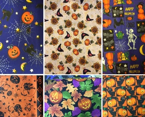sas-fabric-store-halloween-cotton-prints-selection photo