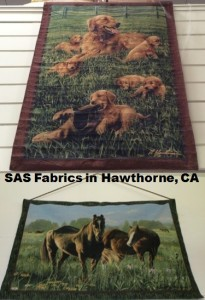 sas-fabric-store-tapestry-horse-dog-print-affordable photo