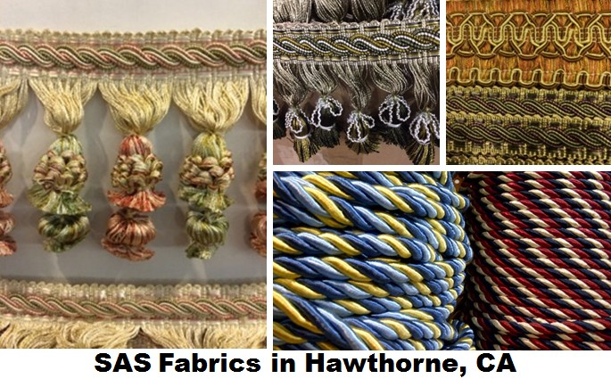 Sas Fabric Store Selection